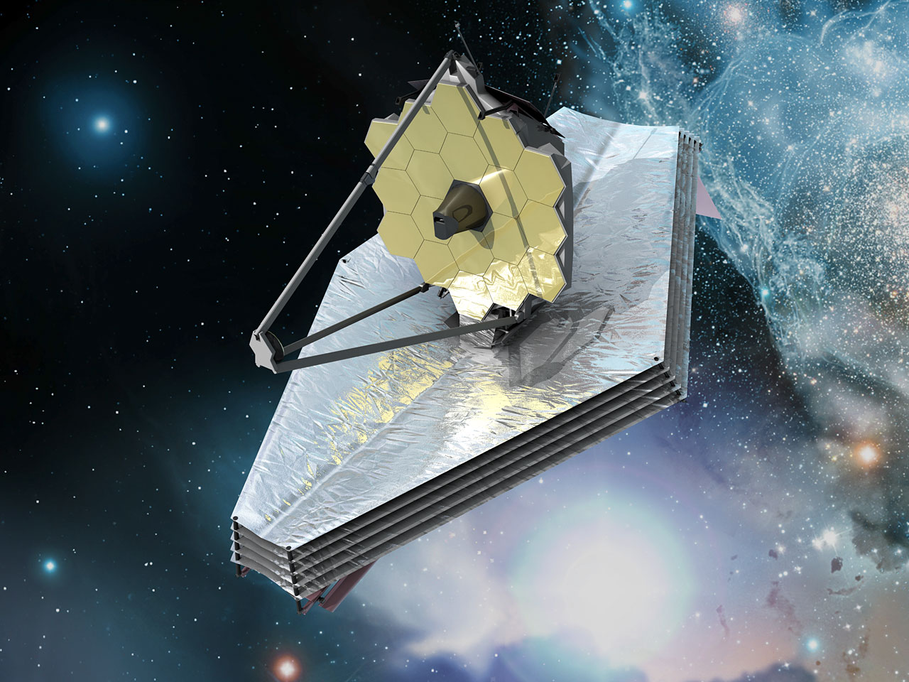 James Webb Space Telescope | The Human Adventures in Space ...