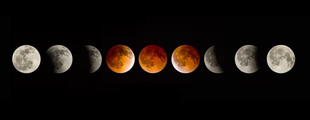 Overview of 2014 Solar and Lunar Eclipses Astrology