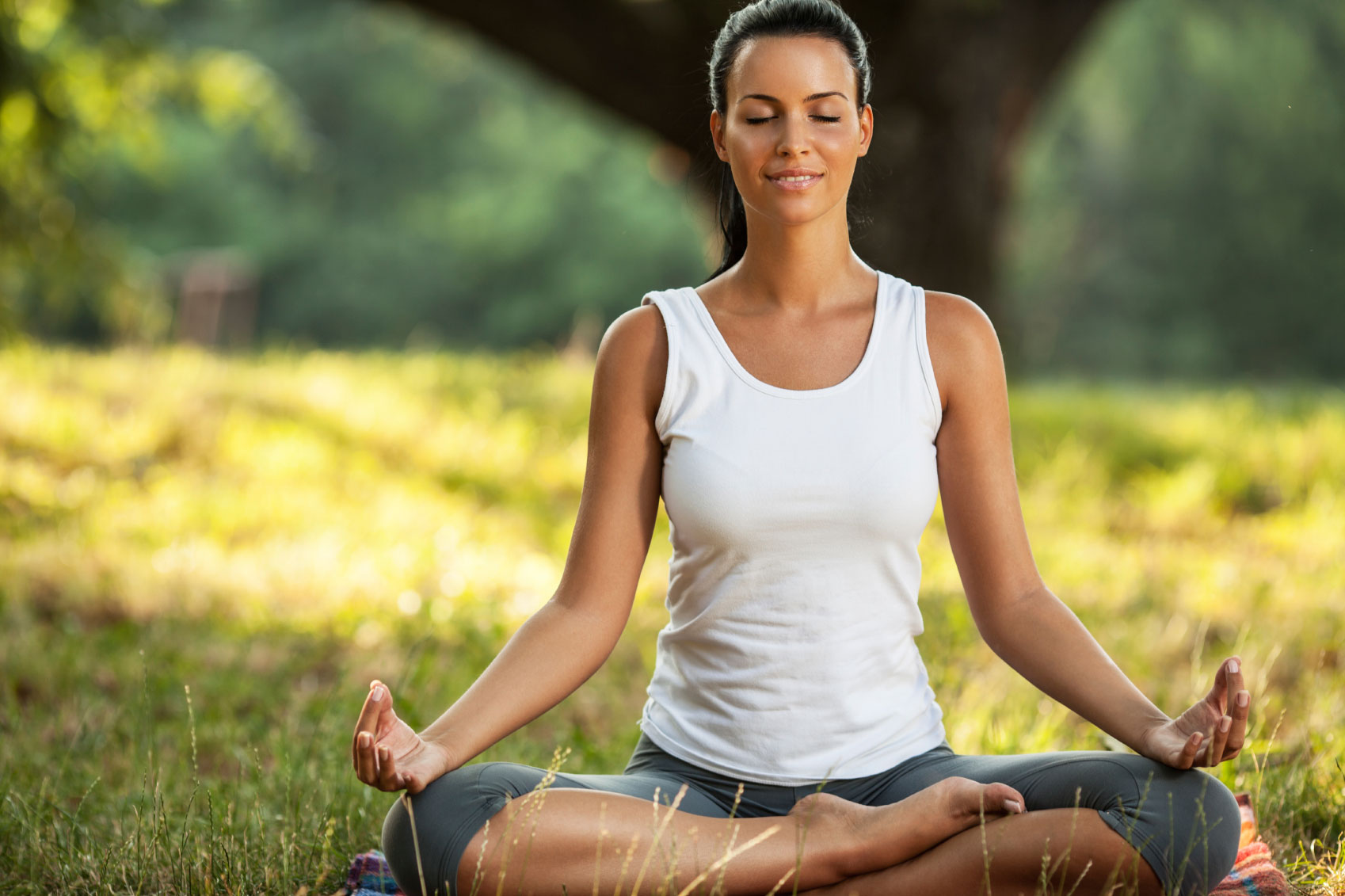 Health And Nature And Yoga And Youth