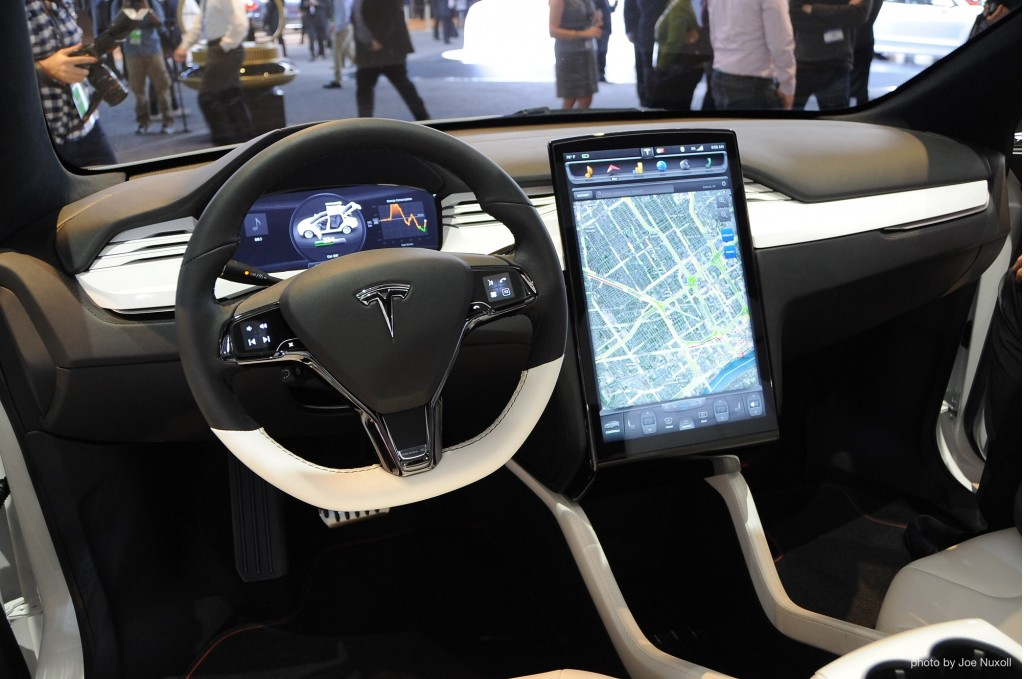 Tesla Model X On The Inside The Human Adventures In